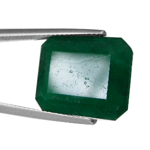 Emerald pit filling