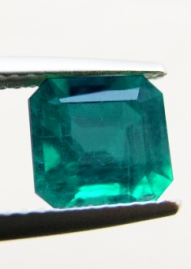 Genuine emerald
